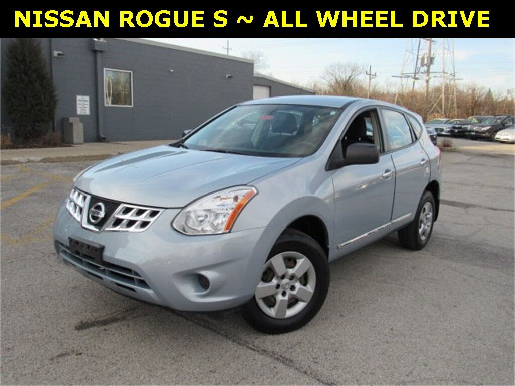 2013 Nissan Rogue S Highland Park IL