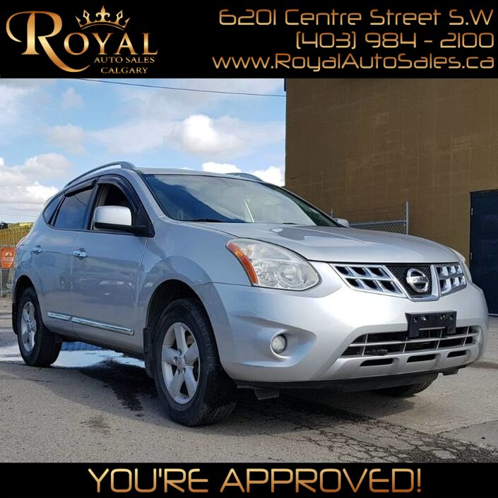2013 Nissan Rogue S Special Edition Calgary AB