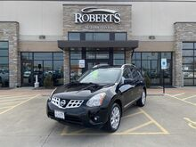 2013_Nissan_Rogue_S_ Springfield IL