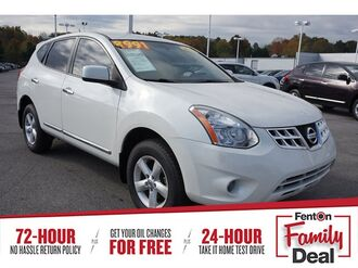2013_Nissan_Rogue_S_ Knoxville TN