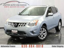 2013_Nissan_Rogue_SL AWD Sunroof/ Leather /Navigation_ Addison IL