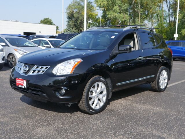 2013 Nissan Rogue SL Inver Grove Heights MN