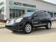 2013_Nissan_Rogue_SL, LEATHER SEATS, NAVIGATION SYSTEM, SATELLITE RADIO, PREMIUM STEREO, HEATED FRONT SEATS_ Plano TX
