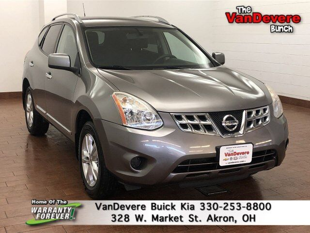 2013 Nissan Rogue SV Akron OH