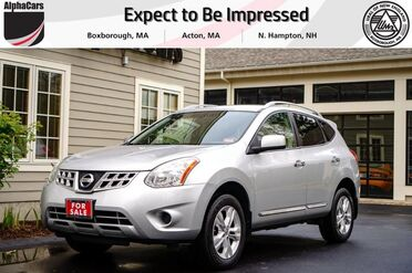 2013_Nissan_Rogue_SV_ Boxborough MA