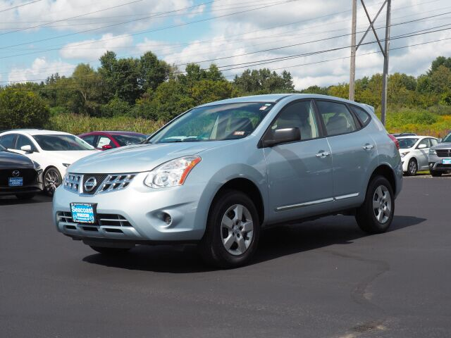2013 Nissan Rogue SV Portsmouth NH