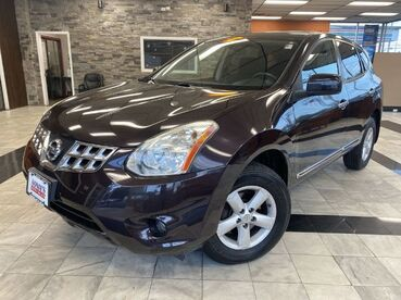2013_Nissan_Rogue_SV_ Worcester MA