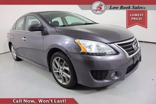 2013_Nissan_SENTRA SV SEDAN 4D_SR_ Salt Lake City UT