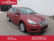 2013_Nissan_Sentra_4dr Sdn CVT S *NO ACCIDENTS/ ONE OWNER/ LOCAL/LOW KM*_ Winnipeg MB