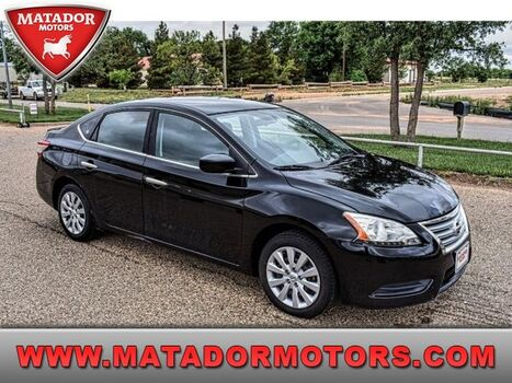 2013_Nissan_Sentra_FE+ S_ Lubbock & Wolfforth TX