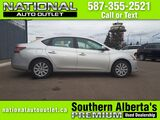 2013 Nissan Sentra S - CLEAN CAR PROOF, ECO MODE EQUIPPED Lethbridge AB