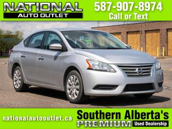 Nissan Sentra S - CLEAN CAR PROOF, ECO MODE EQUIPPED Lethbridge AB