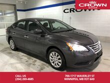 2013_Nissan_Sentra_S Automatic *NEW ALL WEATHER TIRES*_ Winnipeg MB