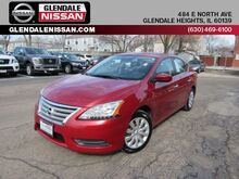 2013_Nissan_Sentra_S_ Glendale Heights IL