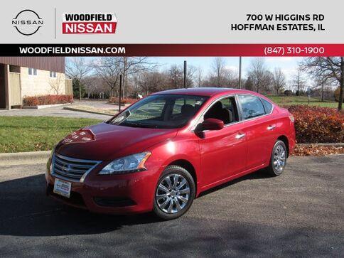 2013_Nissan_Sentra_S_ Hoffman Estates IL