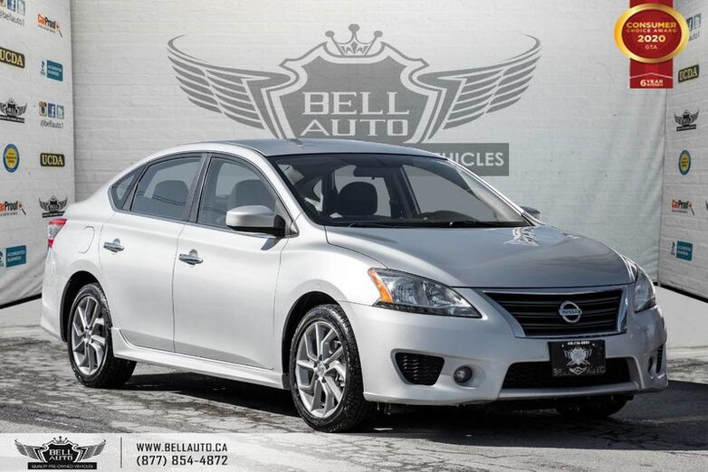 2013 Nissan Sentra S, NO ACCIDENT, BLUETOOTH, PUSH START, CLIMATE CNTRL Toronto ON