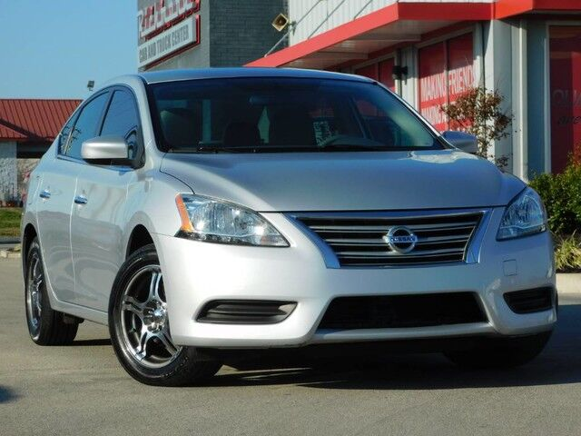2013 Nissan Sentra S Richmond KY