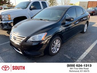 2013_Nissan_Sentra_S_ Richmond KY