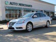 2013_Nissan_Sentra_SL, LEATHER SEATS, NAVIGATION SYSTEM, SATELLITE RADIO, BLUETOOTH CONNECTION, BACK UP CAMERA, AUX_ Plano TX