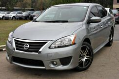 2013_Nissan_Sentra_SR - w/ NAVIGATION & BACK UP CAMERA_ Lilburn GA