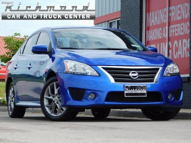 2013 Nissan Sentra SR Richmond KY