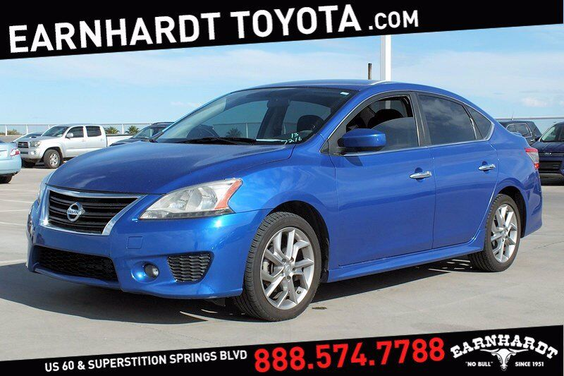 2013 Nissan Sentra SR *WELL MAINTAINED!*