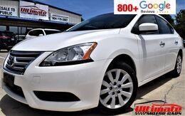 2013_Nissan_Sentra_SV 4dr Sedan_ Saint Augustine FL