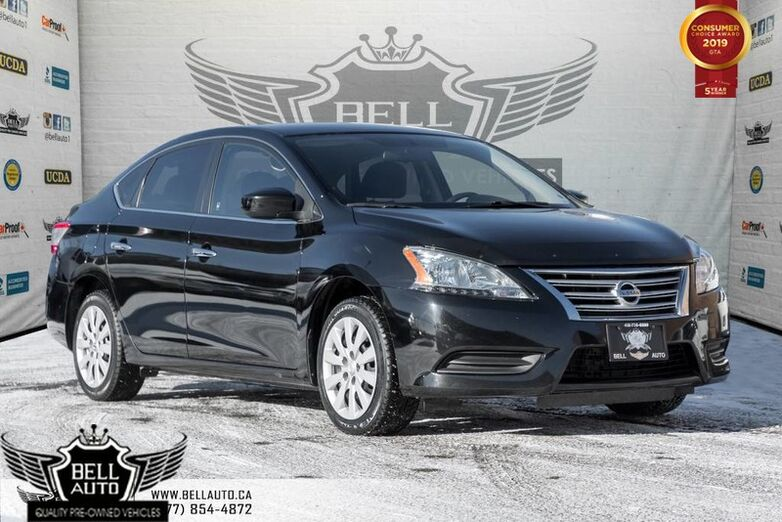 2013 Nissan Sentra SV BLUETOOTH, CRUISE CONTROL, HEATED MIRRORS, VOICE COMMAND Toronto ON