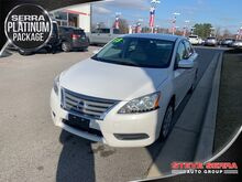 2013_Nissan_Sentra_SV_ Decatur AL