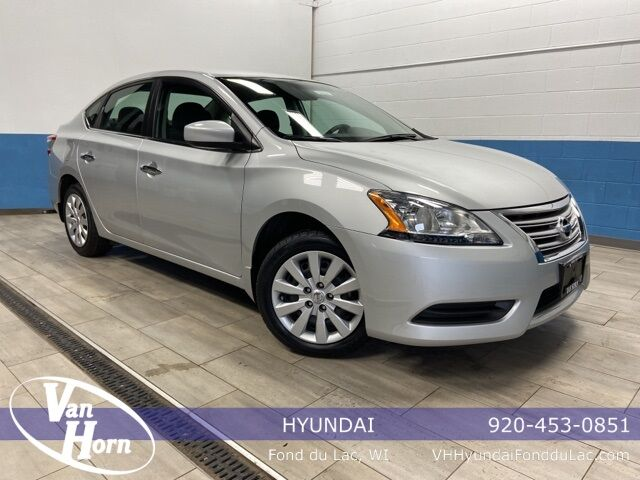 2013 Nissan Sentra SV Plymouth WI