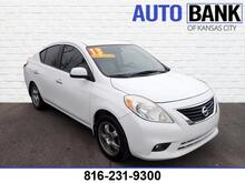 2013_Nissan_Versa_1.6 S_ Kansas City MO