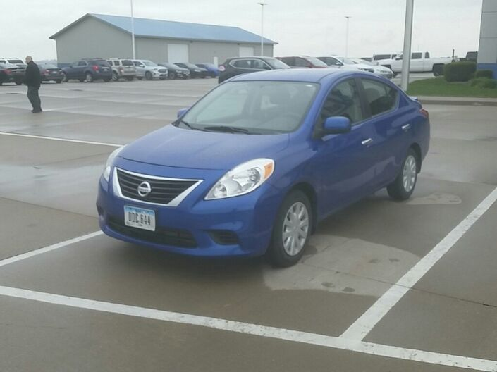 2013 Nissan Versa 1.6 SV Plymouth WI