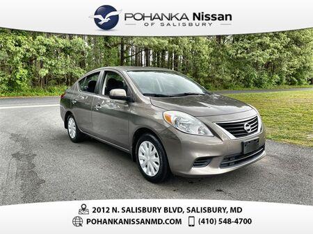 2013_Nissan_Versa_1.6 SV_ Salisbury MD