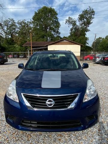 2013 Nissan Versa 1.6 SV Sedan Hattiesburg MS