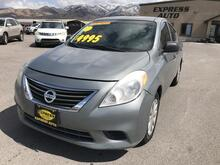 2013_Nissan_Versa_S Plus_ North Logan UT