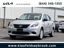 2013_Nissan_Versa_S Plus_ Old Saybrook CT