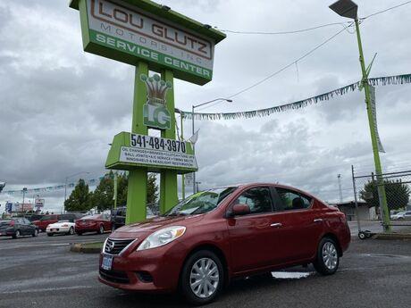 2013 Nissan Versa SV Eugene OR