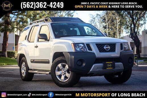 2013 Nissan Xterra S Sport Utility 4D Long Beach CA