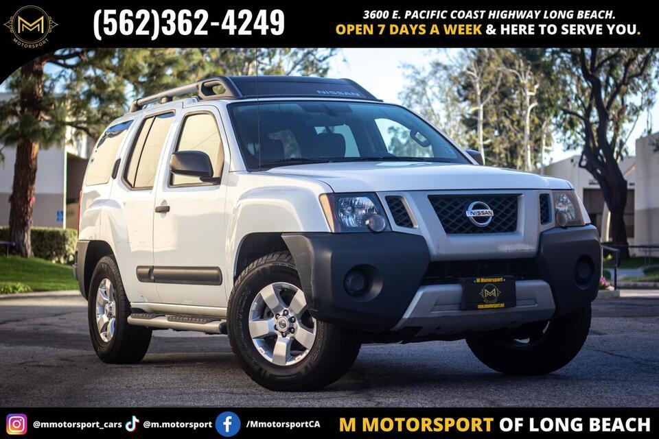 2013_Nissan_Xterra_S Sport Utility 4D_ Long Beach CA