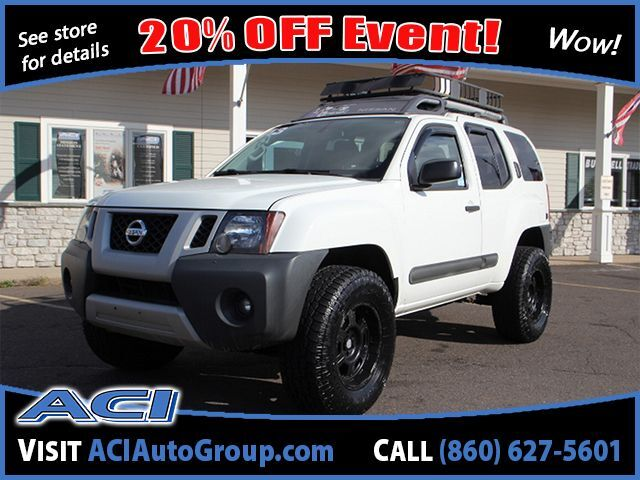 2013 Nissan Xterra X East Windsor CT