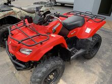 2013_No Make_SUZUKI_KING QUAD_ Clinton AR