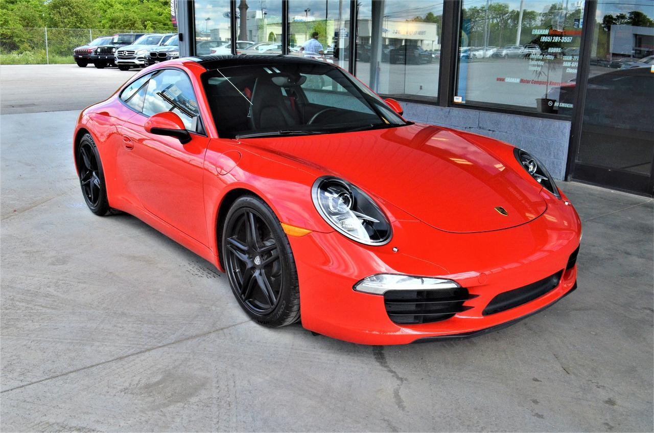 2013 PORSCHE 911 CARRERA Knoxville TN