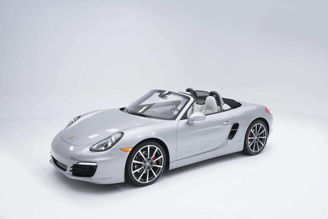 2013 Porsche 718 Boxster S Pompano Beach FL