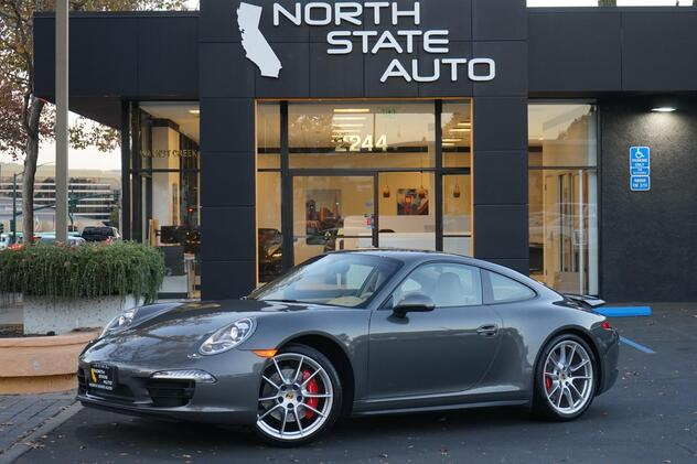 2013_Porsche_911_Carrera 4S_ Walnut Creek CA