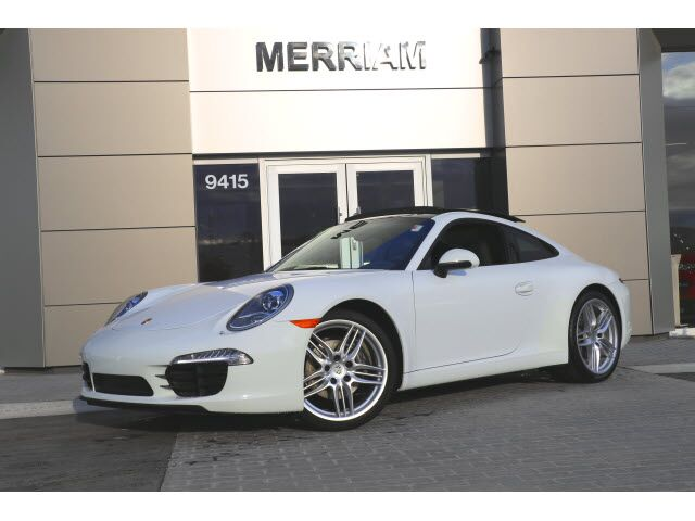 2013 Porsche 911 Carrera Merriam KS