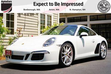 2013_Porsche_911_Carrera S_ Boxborough MA