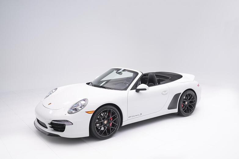 2013 Porsche 911 Carrera S Cab Pompano Beach FL