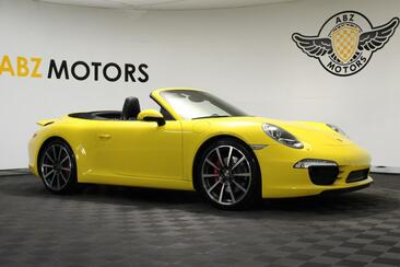 2013_Porsche_911_Carrera S Chrono,Navigation,Bose Sound,Ac/Heated Seats_ Houston TX