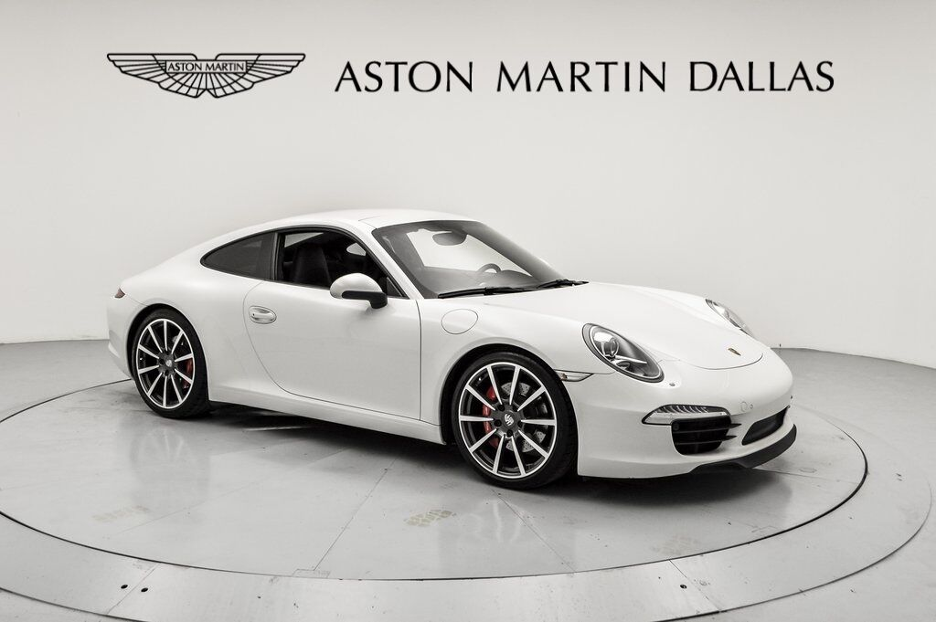 2013 Porsche 911 Carrera S Dallas TX