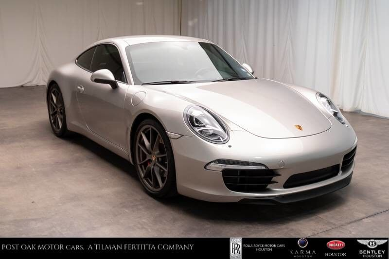 2013 Porsche 911 Carrera S Houston TX
